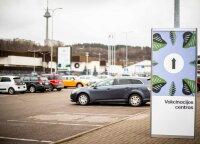Vilnius invites workers of big companies to get AstraZeneca jab