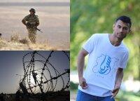 Turkijoje gyvenantis Sirijos kurdas Ali apie pabėgimą iš tėvynės: tegul žmonės sužino viską iš pirmų lūpų