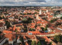 Exploring Vilnius on foot: 23 new walking routes