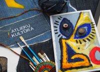 Pablo Picaso įkvėpti vilniečiai tapė džinsinius atvirukus