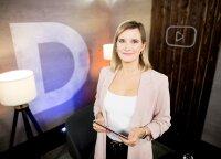 """Naujoji """"Delfi rytas"""" vedėja Dalia Vaitkutė-Šiaulienė: švarkelius ir kompiuterį savaitgaliais keičia sportiniai drabužiai ir arbatos termosas"""