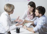 Griauna mitą, kad nevaisingumas tėra moterų bėda: trečdaliu atvejų tai lemia vyro vaisingumo sutrikimai