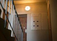 Gyventojų išradingumui ribų nėra: daugiabučio rūsį pavertė dar viena patalpa, į kurią patenka tiesiai iš savo buto