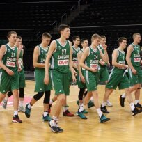 """""""Žalgirio"""" jaunimas – Eurolygos atrankos finale"""