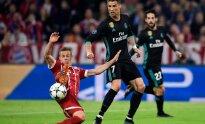 Čempionų lyga, Bayern - Real