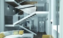 Inovatyvus ateities namas / Projekto autorė Sandra Bareikytė