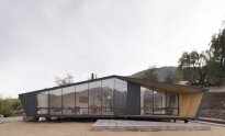 Alpinistų prieglobstis / Gonzalo Iturriaga Arquitectos