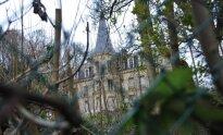 Jeanui Bedeliui Bokassai priklausiusi pilis netoli Paryžiaus