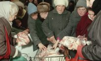 Sovietinė mėsos industrija