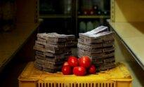 Ką galima nusipirkti už Venesuelos bolivarus?