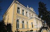 The UK Embassy in Vilnius