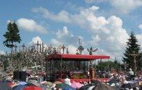 Kryžių kalno atlaidai: malda ir susikaupimas