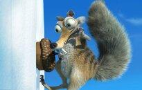 """""""Ledynmečio"""" voverė"""