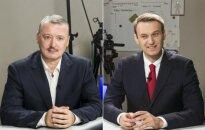 Igoris Strelkovas – Girkinas ir Aleksejus Navalnas