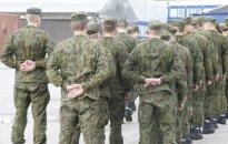 Lithuanian Soldiers in Rukla