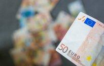 Parduotuvės vadovai darbuotoją kaltina pagrobus 46 752 eurų