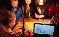Savaitgalis mažiesiems: speciali animacijos programa ir susitikimas su animatoriumi