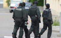 Belgijoje sulaikytas vyras mėginęs automobiliu rėžtis į minią