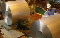 Japonijos plieno gamintojų kompanija kokybės duomenis falsifikavo ilgiau kaip 10 metų
