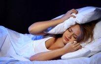 Gydytojas siūlo paprastų receptų, kad miegotumėte it kūdikis