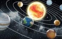 Nustatyta seniausia Saulės sistemos planeta
