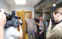 """""""MG Baltic"""" byla: kratos įmonėse, V. Gapšio namuose ir kabinete Seime"""