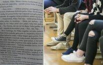 Pamačiusi, ką mokytoja liepė perskaityti paaugliui sūnui, liko be žado