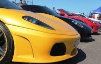 """""""Autoplius Fast Lap"""" finalas: superautomobiliai ir dešimtys tūkstančių arklio galių"""