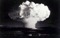 JAV pasirengusios panaudoti branduolinį ginklą paliepus prezidentui