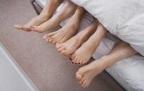 Tyrimas: Japonijoje per 40 proc. jaunų suaugusiųjų nėra lytiškai santykiavę