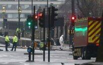Teroras Londone: drastiškai išaugo sužeistųjų skaičius, paviešinta daugiau detalių apie užpuoliką