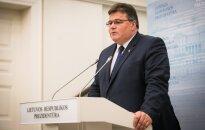 L. Linkevičius: Rusija dabar nėra NATO partnerė