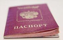 Rusijos Valstybės Dūmoje siūloma supaprastinti Rusijos pilietybės suteikimo tvarką
