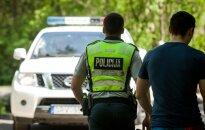 Lithuanian police