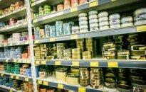 Tirs, kodėl ES šalyse skiriasi parduodami maisto produktai