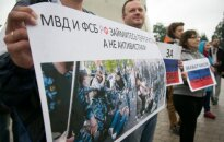 Foreign Ministry calls for immediate release of demonstrators in Russia