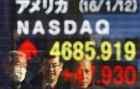 """""""Biržos laikmatis"""": savaitės pradžioje pigo akcijos, auga politinė rizika Prancūzijoje"""
