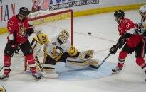 NHL:  Senators – Penguins