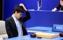 """""""Google"""" dirbtinio intelekto programa nugalėjo geriausią pasaulyje go žaidėją"""