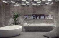 Frankfurte bus paskelbtos naujausios vonios kambario tendencijos
