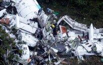 Lėktuvo katastrofa Kolumbijoje