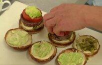Burgeris be mėsos - kaip jis susijęs su klimato pokyčiais?