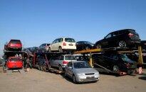 Dešimtadalį į Lietuvą įvežamų automobilių pavertusi atliekomis ministerija traukiasi