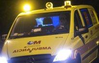 Ispanai susituokė greitosios pagalbos automobilyje