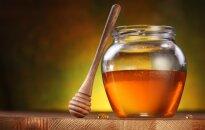 Dėl invazinių augalų rūšių prastėja medaus kokybė