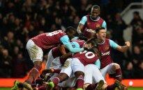 West Ham futbolininkai