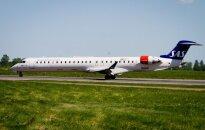 Vilniaus oro uoste vėluoja skrydžiai