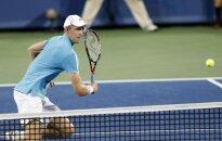 ATP turnyre JAV – K. Andersono ir G. Simono nesėkmės