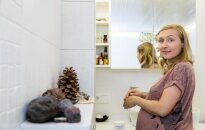 Nėščiosios mankšta gryname ore