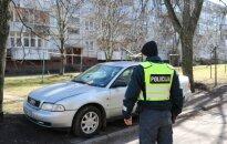 Pareigūnai netvarkingiems vairuotojams skyrė baudas